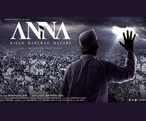 Poster: Shashank Udapurkar in and as 'Anna'