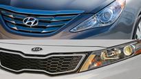 Hyundai, Kia 2015 sales cross 100,000 units in...   Seoul: Sales of 19 models South Korea's top carmakers Hyun...