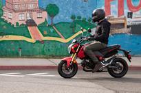 The Honda Grom: Big Thrills, Tiny Bike