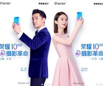 Honor 10 with 5.84-inch FHD+ FullView Display, 6GB RAM, dual rear cameras, Android 8.1 gets certified