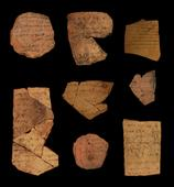 Handwriting Dating to the Seventh Century B.C. Analyzed
