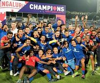 Bengaluru FC crowned I-League champions, but campaign ...