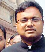 Raid on firm tied to Karti not illegal: HC