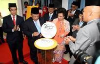 Raja of Perlis pays tribute to his alma mater Penang Free School