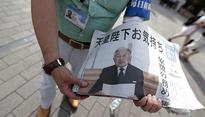 An ageing emperor steps down - and leaves Japan at an awkward crossroads
