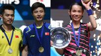 All England Badminton Championship: Lin Dan falls in final hurdle; Tai Tzu Ying claims women's title