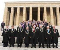 More than 2,700 judges purged