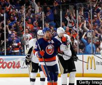 Islanders Beat Penguins In Game 4, 6-4, To Tie Series (VIDEO)
