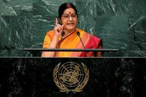 PM Narendra Modi, party praise Sushma Swaraj's speech at the UN general assembly