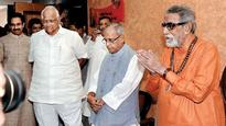 LK Advani backed Pranab Mukherjee as Prez nominee
