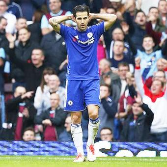 Real Madrid wooing benched Fabregas?