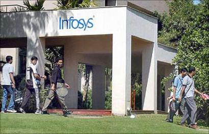 Infy answers proxy firms' queries