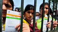 Put mandatory Aadhaar linking with bank accounts on hold: Bank union