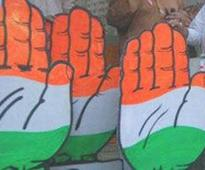 Congress MLA gets grand welcome after release from jail