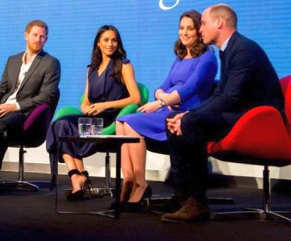 Meghan Markle joins UK royals to create new charity 'Fab Four'