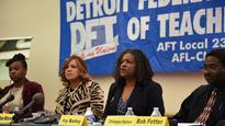 Detroit teachers' sick-out shuts nearly all public schools