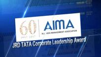AIMA JRD Tata Corporate Leadership Awards 2017: Celebrating business leadership
