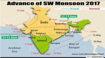 9 Odisha districts covered by Southwest monsoon