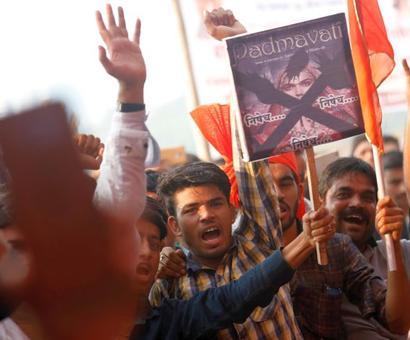 After UP, Gujarat, Bihar's Nitish joins anti-Padmavati chorus