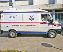 36 Mobile Forensic Vans distributed in Maha