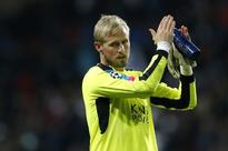 Schmeichel likely to return against Bournemouth, says Ranieri