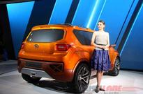 Hyundai Carlino SUV Concept (HND 14) revealed at Auto Expo 2016 [Update]