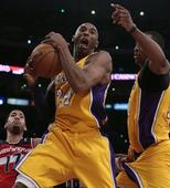 Kobe Bryant tweets he wants Howard and Gasol back
