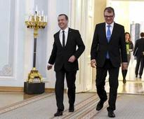 Russian PM to visit Oulu on Dec 9