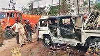 Dera followers on rampage in Rajasthan
