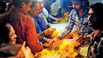 Flower prices shoot up on Gudi Padwa eve