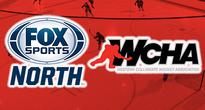 WCHA Partners With Fox Sports North On Nine-Game Television Package