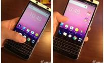 Images of the Blackberry's last QWERTY Phone Leak