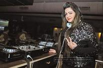 DJ Ana sets the floor rocking at Gazebo Lounge in Delhi