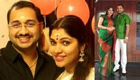 Actress Muktha, husband Rinku Tomy welcome a baby; singer Rimi Tomy becomes an aunt