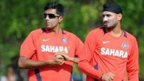 Ashwin finally responds to Harbhajan's 'spin friendly pitch' jibe, Bhajji replies