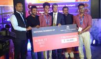 Udupi: Little Rock Indian School, Brahmavar reach national runners up in Rural IT Quiz