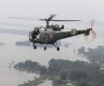 Maoists in Chhatisgarh fire 10 rounds at BSF helicopter
