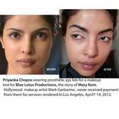 Priyanka Chopra's Mary Kom biopic lands in controversy after US-based make up artist alleges being cheated by makers
