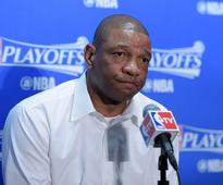 Doc Rivers on Curry injury: 'It happened to us. In 2010 Kendrick Perkins was hurt for Game 7.'