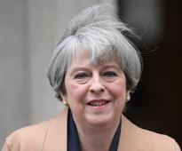 'Have a little swagger', CEOs tell PM May in bid to make Brexit pay