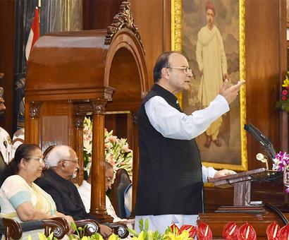GST will help lower inflation, propel GDP: Jaitley