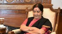Sushma heads to Islamabad with new zeal, Pakistan lauds move