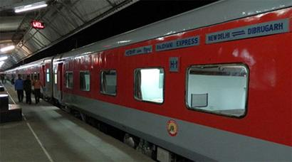 Railways to introduce new, faster Rajdhani train on Mumbai-Delhi route