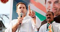 Rahul Gandhi hits out at PM on crime against women in Guj