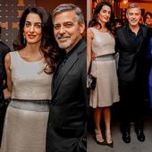 Amal Clooney: Defending the poor in clothes expensive enough to rebuild an entire Yazidi village!