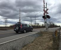 Ajax rail crossing among the riskiest in Canada, Transport Canada list shows