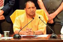 Yogi Adityanath inspects development projects in Varanasi