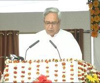 Naveen credits Biju with IOCL, reiterates SCS demand