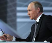 Vladimir Putin Feels Your Pain