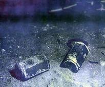 This Is What's Left At The Bottom Of The Ocean After A Failed Satellite Launch